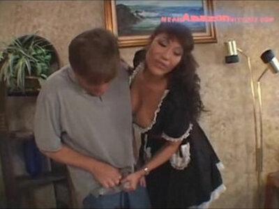 Maid ava devine facesitting | -ass worship-facesitting-maid-