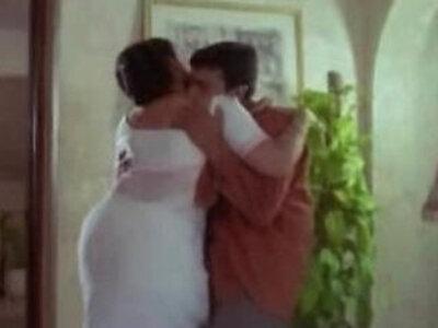 Hot Aunty and Servente Romantic Scenes Tamil hot glamour scene | -aunty-glamour-romantic-tamil-