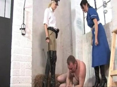 Punished By Nurse In Boots | -nurse-punishment-worship-
