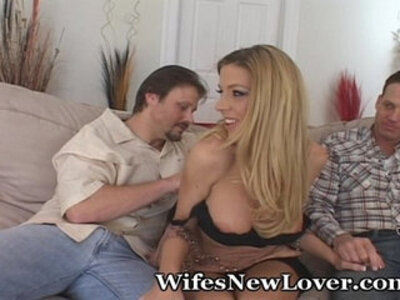 Suggesting My Wife Sleep With each Others   -cunnilingus-wife-