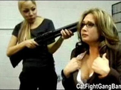 lesbian robbery   -glasses-lesbian-