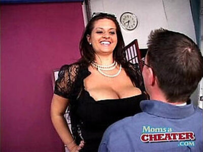 Moms a cheater Maria Moore | -mom-