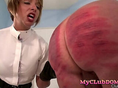 Mistress loves whipping old man | -love-mistress-old man-punishment-whip-