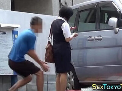 Hot japanese babes groped | -asian-japanese-