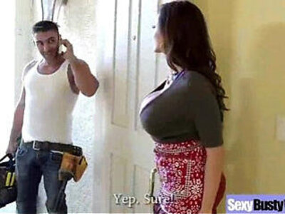 Big tits mommy enjoy hard style sex ariella ferrera vid | -big tits-enjoying-mommy-old man-