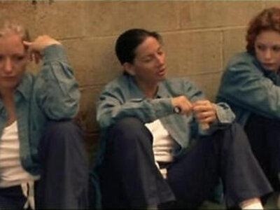 River rock womens prison adrianna nicole and claire adams | -lady-