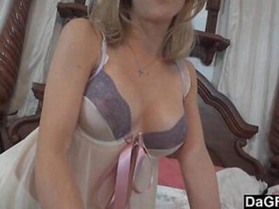 Horny blonde milf prefers reverse cowgirl | -blonde-cowgirls-horny-son-