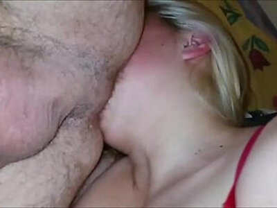 Chubby Blonde Girl Giving Rimjobs | -blonde-chubby-love-rimming-