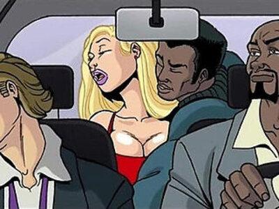 Interracial Video | -big cock-cartoons-interracial-