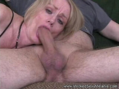 Wicked sexy melanie just loves a big cock | -big cock-cock-love-sexy-stepson-