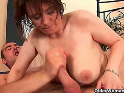 Cum hungry moms will drain your balls   -balls-cum-hungry-mom-