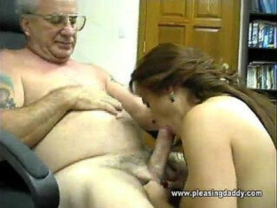 Slut Auditions For Old Pervert   -audition-daddy-older-perverts-sluts-