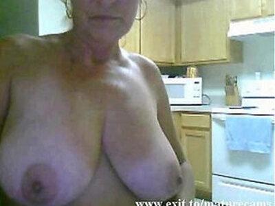 Solo of sex addicted Granny from Australia | -granny-old man-solo-