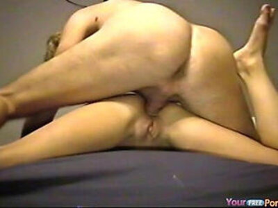 Veronica rubs the load over her pussy | -pussy-swingers-