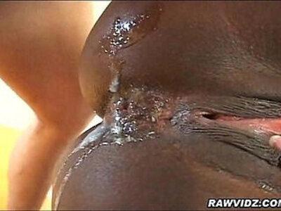 Busty Ebony Mandy Gets Drilled | -ass-asshole-busty-drilling-ebony-