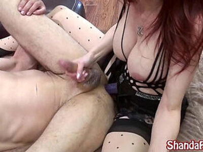 Hot milf shanda fay teases with enormous strapon pegging | -milf-rimming-strapon-