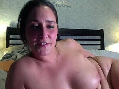She enjoys a big, black, ribbed vibrator up her dripping ass | -ass-black-enjoying-pain-vibrator-
