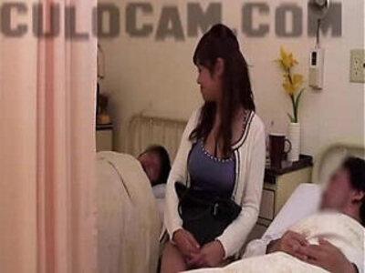 Hospital Role Play Exhibitionist Blowjob Big Asian Boobs | -asian-big boobs-blowjob-boobs-exhibitionist-weird-