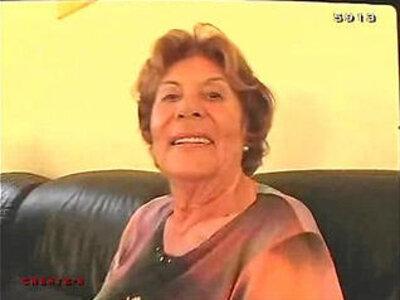 Oma mit ihrem Enkel | -grandma-