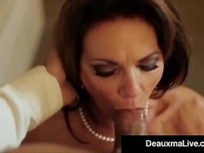 Busty Texas Cougar Fucks Her Hotel Room Service Guy! | -busty-cougar-gay-hotel-huge tits-