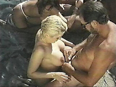 Ultimate Pool Orgy Pt | -group-orgy-pool-