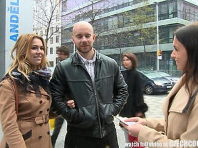 Amazing Busty blonde Teen and Her BF Gets Money for Public SEX | -amazing-blonde-busty-money-public-street-