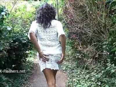 Ebony babe teasing public flashing and outdoor masturbation of black amateu | -black-ebony-flashing-masturbation-outdoor-pain-