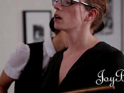 JOYBEAR Spanking Me Softly | -glasses-spanking-