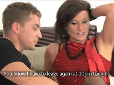 MOM working MILF gets licked and fucked | -milf-mom-wife-