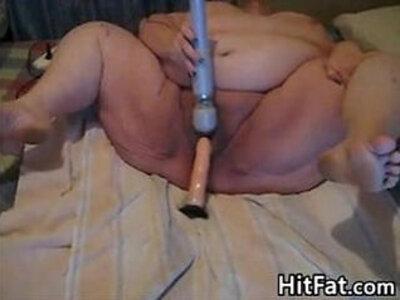 Big woman masturbating with her toys | -granny-masturbation-toys-woman-