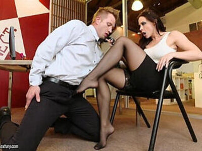 Foot fetish with Chanel Preston | -foot fetish-huge tits-