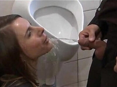 Milf gets fucked at the toilet   -booty-milf-toilet-