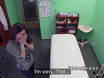 Trustful patient gets doctor dick in office | -dick-doctor-nurse-office-