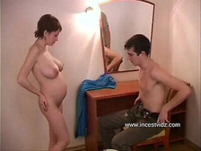 Russian Pregnant Sister Having Fun With Her Brothers | -brother-fun-pregnant-russian-sister-