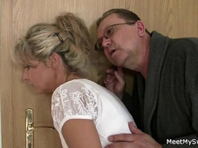 Family threesome sex with my girlfriend! | -3some-family-girlfriend-