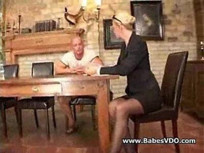Employee Taking Revange on Boss | -boss-milf-