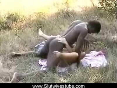 Cuckold Films His Slut Wife With the African Bull | -african-cuckold-french-sluts-swingers-