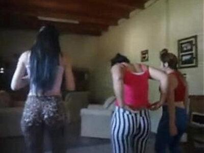 Sanjuaninas bailando | -daddy-