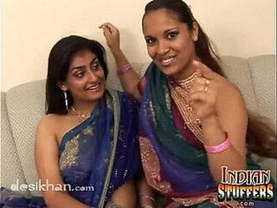Sexy Indian Girls Gaya Patal And Mina   -indian-milf-sexy-