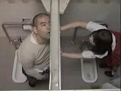 Peeping toilet ex | -school girl-toilet-