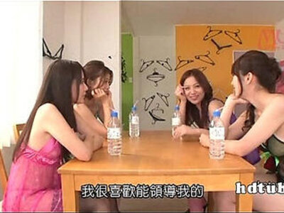 Slut girls in Group That Will Fulfill All The Desires Of The Man M | -group-japanese-sluts-