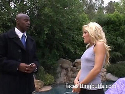 Fired up blonde gets anal queen rides hard | -anal-blonde-facesitting-gaping-