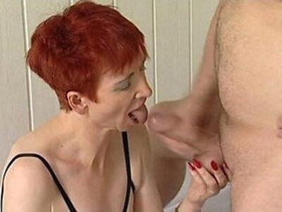 Amateur granny fuck | -amateur-granny-redhead-
