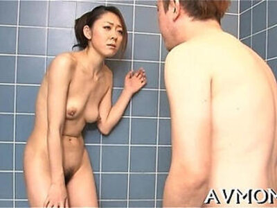 Moaning mamma gets teased   -moaning-nipples-