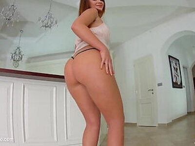 Ass Traffic presents Emma Brown in gonzo style in anal scene | -anal-ass-gonzo-