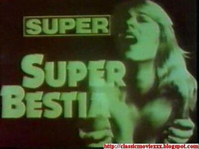 Super super bestia 1978 Italian Classic   -classic-italian-milf-
