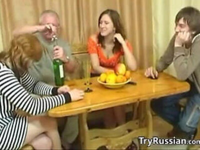 Old And Young Swingers From Russia Meet | -old and young-russian-swingers-