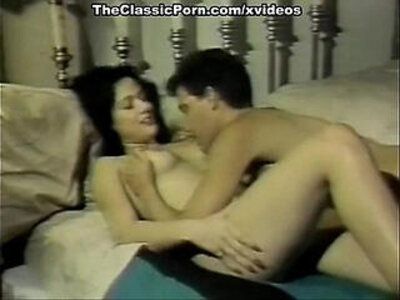 Candie Evans, Melissa Melendez, Joey Silvera in classic fuck clip   -classic-vintage-