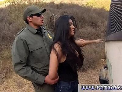 Fake taxi fucks police officer Stunning Mexican floozie Alejandra   -mexican-officer-stunning-taxi-