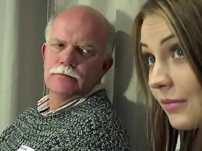 Old Young Porn Teen Gangbang by Grandpas pussy fucking fingering gagging | -fingering-gagging-gangbang-grandpa-older-pussy-